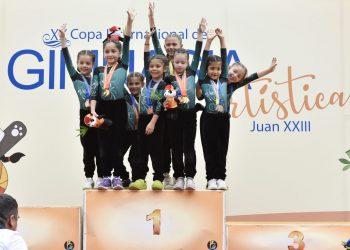Gimnasia Juan XXIII - Colegio Villa Caritas