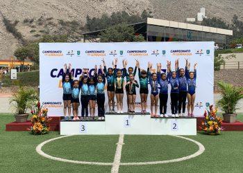 Campeonato de Gimnasia ADECOPA - Colegio Privado Villa Caritas