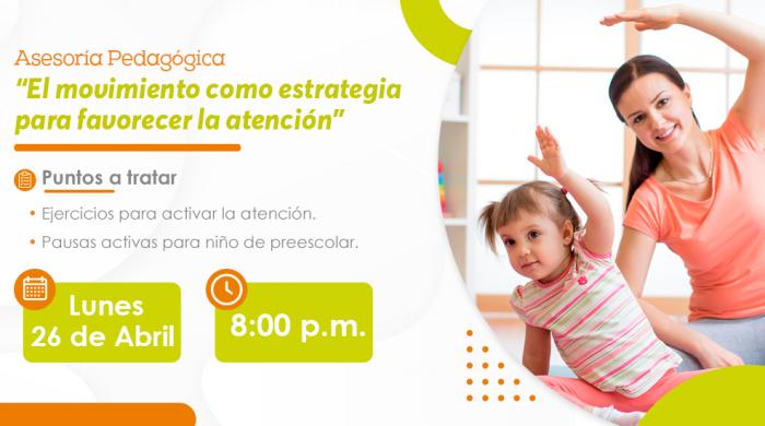 Asesoría Pedagógica - Early Years Colegio Villa Caritas y San Pedro