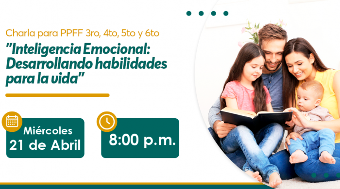 Charla para padres - Colegio Villa Caritas