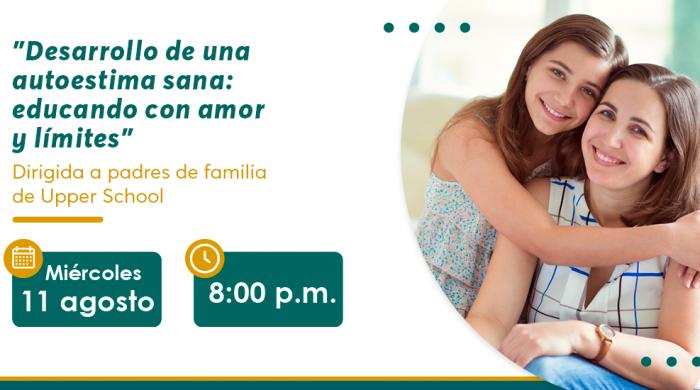 VC - Charla - Jaicy Blandin - Colegio Villa Caritas